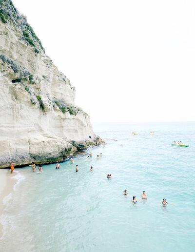 Joshua Jensen-Nagle, 'The Cliffs of Tropea', 2018