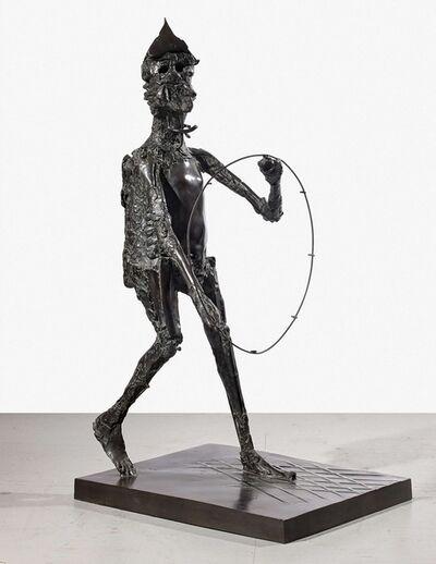 César Baldaccini, 'Napoléon jongleur', 1986