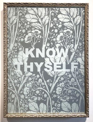 Amanda Manitach, 'Know Thyself', 2019