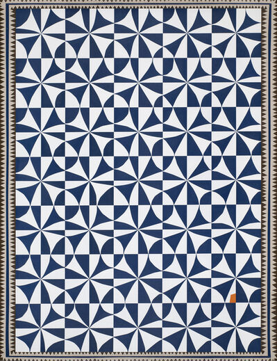 Carrie Marill, 'Blue and White Matisse', 2020