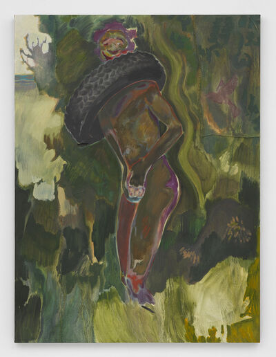 Michael Armitage, 'Necklacing', 2016