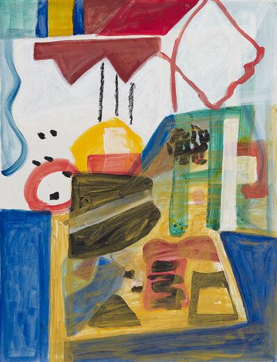 Shirley Jaffe, 'Untitled (#22)'