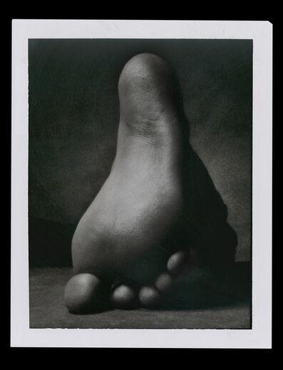 Albert Watson, 'Foot, New York City', 1989