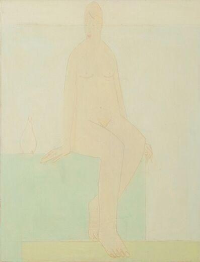 Antonio Calderara, 'Figura', 1958