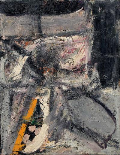 Alfred Leslie, 'Untitled (Seated Figure)', 1952