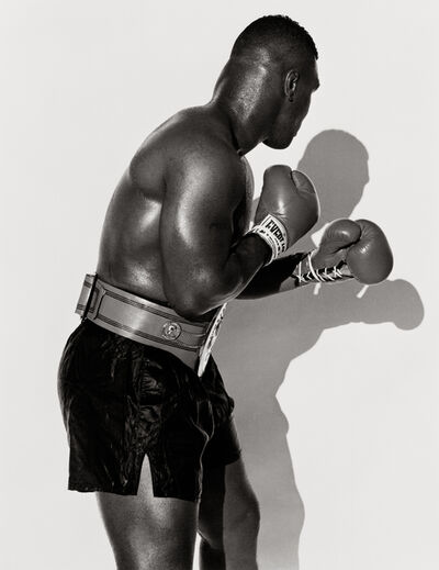 Herb Ritts, 'Mike Tyson, Las Vegas', 1989