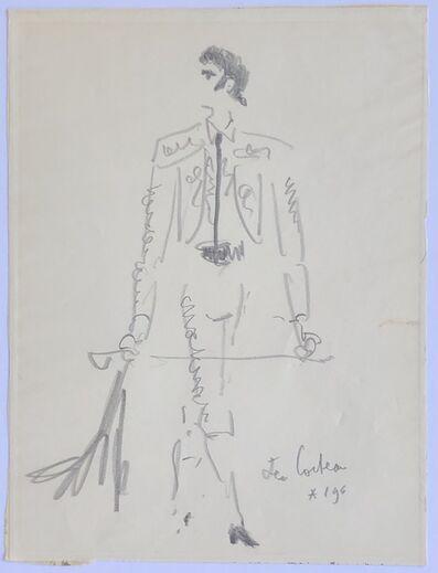 Jean Cocteau, 'Un Toréador', 1960