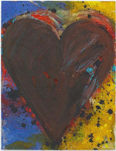Jim Dine, 'Cottonwood Darkness', 2014