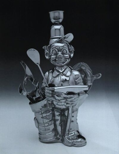 Jeff Koons, 'Fisherman Golfer', 1986