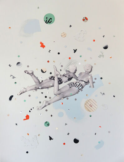 Lizzie Gill, 'Hates the Beach (Swipe Left)', 2018