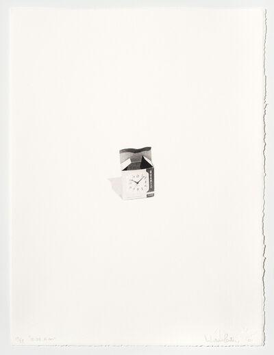 Liliana Porter, '10:08', 2001