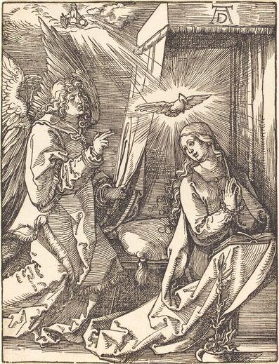 Albrecht Dürer, 'The Annunciation', probably c. 1509/1510