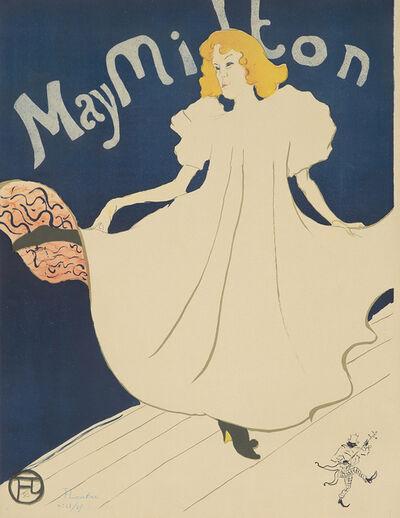 Henri de Toulouse-Lautrec, 'May Milton.', 1895