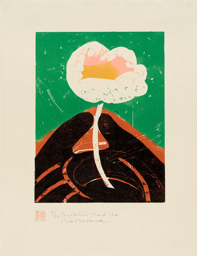 Naoko Matsubara, 'Buddha's Hand', 1994
