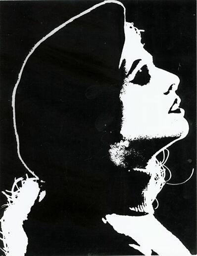 Loomis Dean, 'Portrait  of Anne-Marie Edvina', 1972