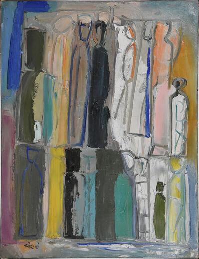 Mario Sironi, 'Idoli', 1950