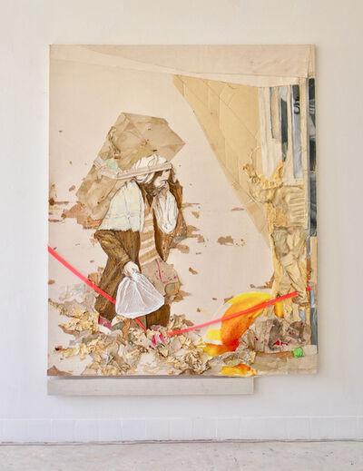 Maurice Thomassen, 'Petripheral theatre : Border', 2011-2019