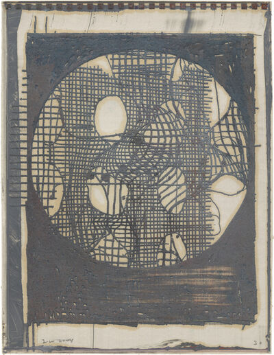 Terry Winters, 'Monoprint / 30', 2004