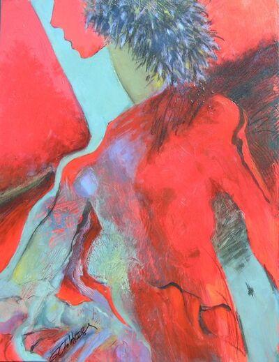 Gayel Childress, 'Figurescape', 2019