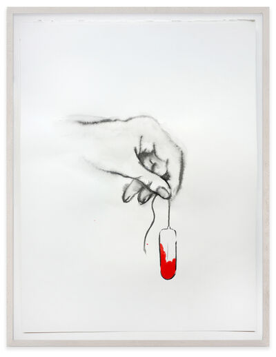 Annette Messager, 'Le Tampon rouge (The Red Tampon)', 2019