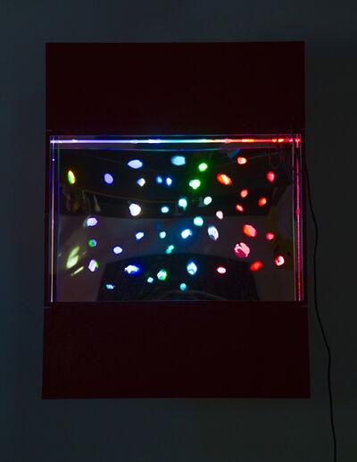 Rodney Dickson, 'Untitled (Neon dark)', 2015