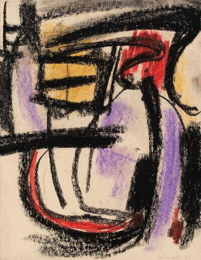 Gérard Schneider, 'Composition', 1948