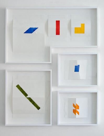 Stephane La Rue, 'Variation pour Mouvement No.5', 2012