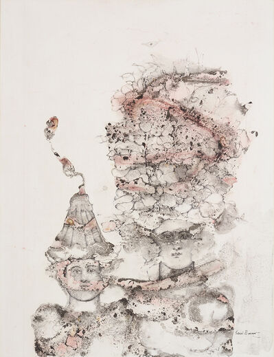 Sakti Burman, 'Untitled'
