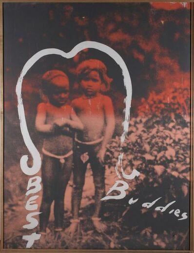 Julian Schnabel, 'Best Buddies'
