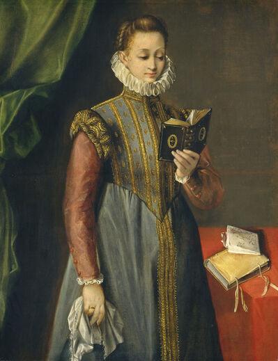 Federico Barocci, 'Quintilia Fischieri', probably c. 1600