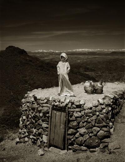 Albert Watson, 'Hamid Road to Taroudant', 1998