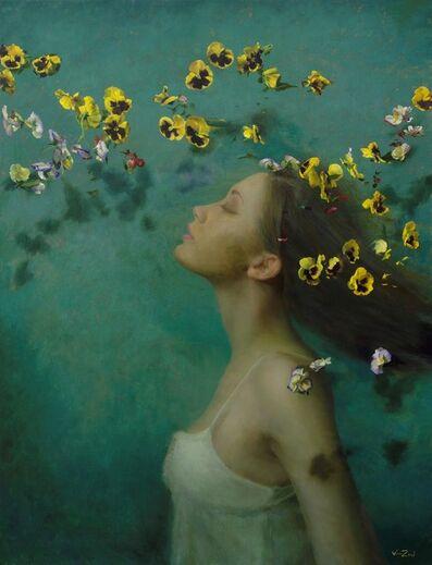 Michael Van Zeyl, 'Yellow Matrix', 2015