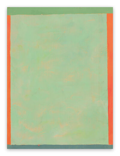 Elizabeth Gourlay, 'Pinck 1 (Abstract painting)', 2018