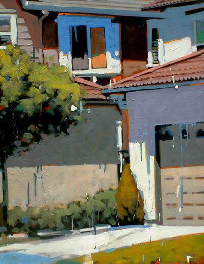 Kevin Moore, 'Study for Orange Sunshine Room', 2009