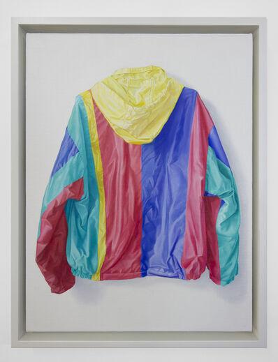 Jake Kean Mayman, 'Radiant Barrier Material (Nautica)', 2019