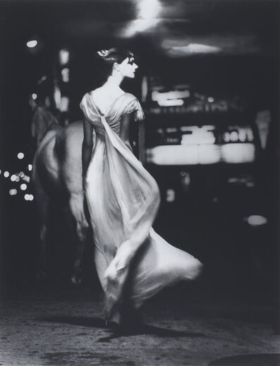 Lillian Bassman, 'Times Square: The Night Fantastic from BAM Photography Portfolio II'