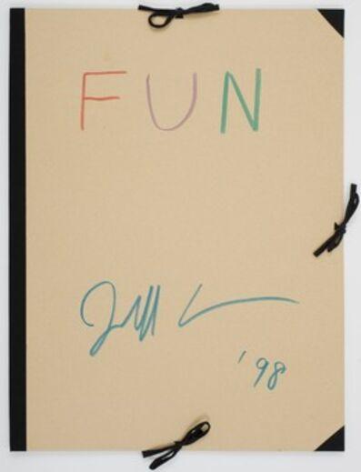 Jeff Koons, 'Fun', 1998
