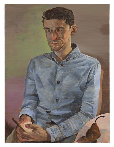 Kent O'Connor, 'Boy with Phone', 2019