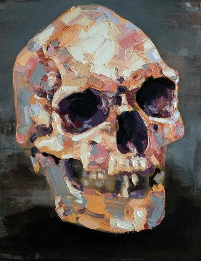 Thomas Donaldson, 'Skull Study 2', 2019