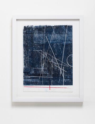 Ronny Quevedo, 'every measure of zero (cancha de nazca)', 2018