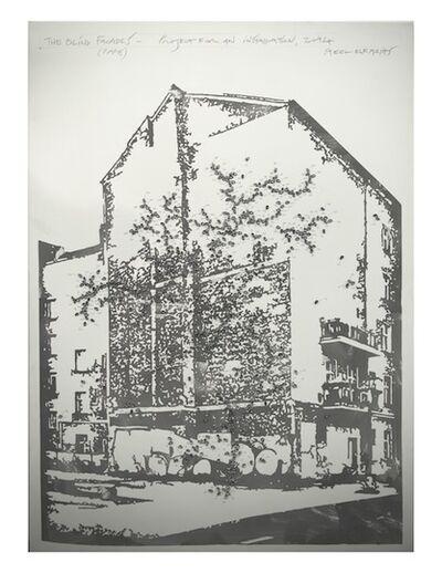 Loris Cecchini, 'Blind facades (projects for installation -‐ Paris)', 2014