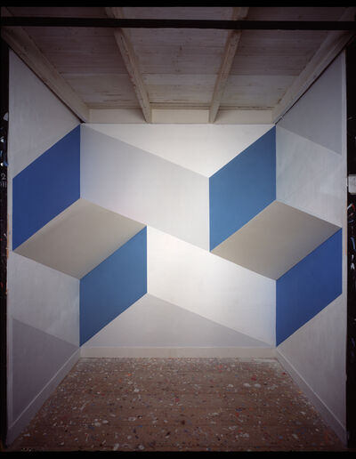 Kuno Grommers, 'Steps', 2012