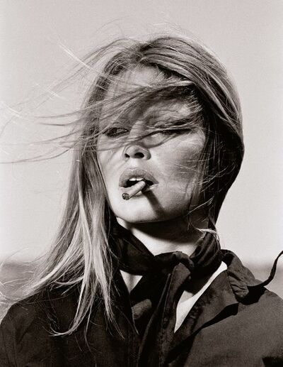 Terry O'Neill, 'Brigitte Bardot, Spain 1971- Co-signed edition', 1971