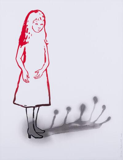 Françoise Petrovich, 'Jeune fille', 2009