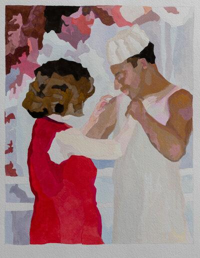 Ruth Owens, 'Last Dance (study)', 2018