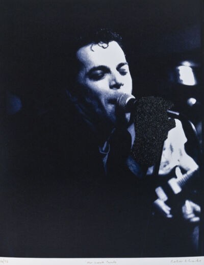 Peter Blake, 'LOVE - Mr. Love Pants (Ian Dury, The Blockheads)', 2004