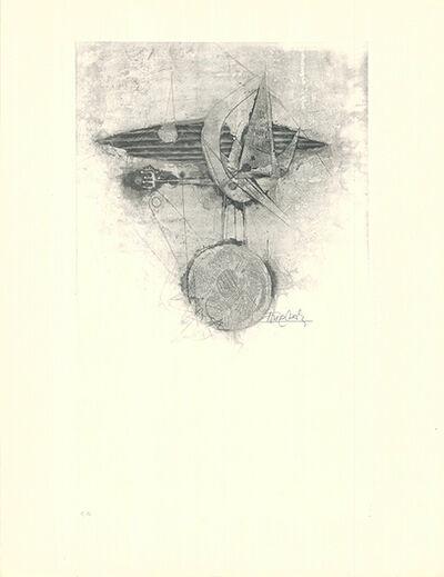 Johnny Friedlaender, 'Trois oiseaux I', 1950