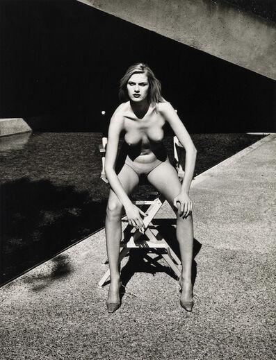 Helmut Newton, 'Cyberwoman 4', 2000