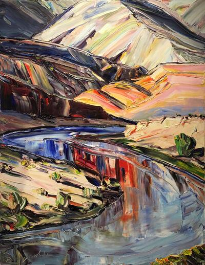 Robert Reynolds, 'Morning River Reflections', 2017