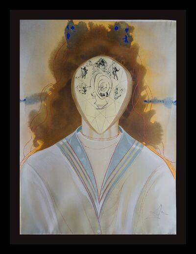 Salvador Dalí, 'Alchimie des Philosophes L'Immortalite', 1975